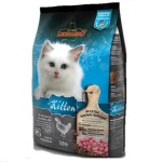 Leonardo 天然幼貓糧 家禽配方 (雞肉+火雞+鴨肉) 7.5KG (藍色) (LN/K7.5) 貓糧 Leonardo 德尼奧 寵物用品速遞