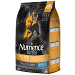 Nutrience SUBZERO 狗糧 凍乾脫水鮮雞肉+無穀物雞火雞及海魚小型犬配方 SMALL BREED FRASER VALLEY D6204 5lbs (2.27kg)黃黑 狗糧 Nutrience 寵物用品速遞