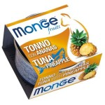 Monge Fruits 貓罐頭 吞拿魚菠蘿 80g (MO3277) 貓罐頭 貓濕糧 Monge 寵物用品速遞