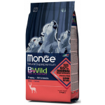 狗糧-Monge-Bwild-狗糧-野生肉類蛋白質成犬及幼犬配方-鹿肉-15kg-MO6014-Monge-寵物用品速遞