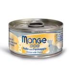 Monge-Natural-真肉絲狗罐-雞肉芝士-95g-MO6934-Monge-寵物用品速遞