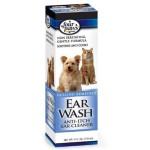 貓犬用清潔美容用品-Four-Paws-貓犬用特效除臭藥性洗耳水-4oz-F1734-耳朵護理-寵物用品速遞