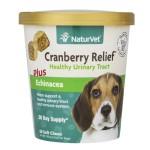 狗狗保健用品-NaturVet天然寶-防止尿道結石保健品-60粒-犬用-N3696-腎臟保健-防尿石-寵物用品速遞