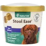 NaturVet天然寶 軟化大便配方保健品 40粒 (犬用) (N3638) 狗狗保健用品 腎臟保健 防尿石 寵物用品速遞