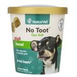 狗狗保健用品-NaturVet天然寶-舒緩腸道脹氣配方保健品-70粒-犬用-N3672-腸胃-關節保健-寵物用品速遞