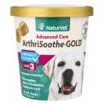 狗狗保健用品-NaturVet天然寶-金裝持久特效加倍護理關節保健品-三級保護-70粒-犬用-N3725-腸胃-關節保健-寵物用品速遞