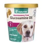 狗狗保健用品-NaturVet天然寶-葡萄糖胺保護關節保健品-一級保護-70粒-犬用-N3727-腸胃-關節保健-寵物用品速遞