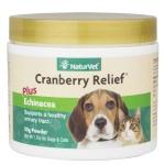 NaturVet天然寶 消炎及防止尿道感染粉 50mg (N3561) 狗狗保健用品 腎臟保健 防尿石 寵物用品速遞