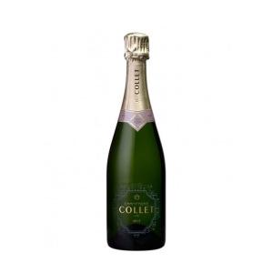 香檳-Champagne-氣泡酒-Sparkling-Wine-France-Collet-Champagne-Collet-Brut-法國卡拉特香檳-750ml-原裝行貨-法國香檳-清酒十四代獺祭專家